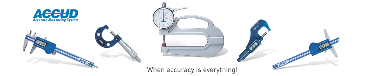 ACCUD Measuring Equipment