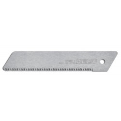 OLFA 25MM SAW BLADE BLISTER PACKED 1/PACK 18MM